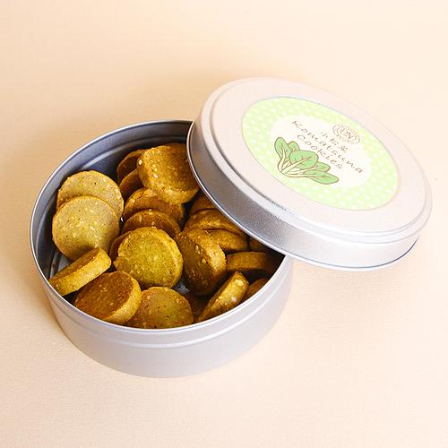 小松菜クッキー2