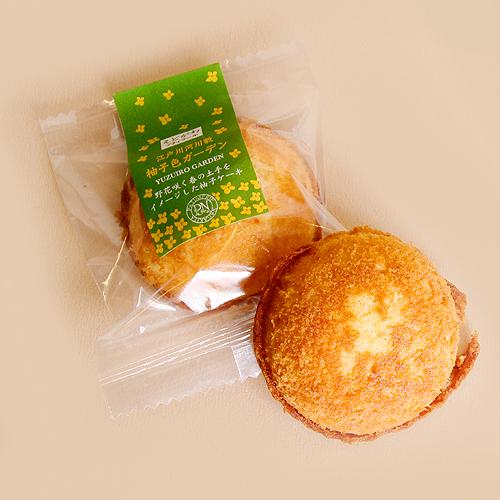 柚子色ガーデン  柚子ケーキ 150